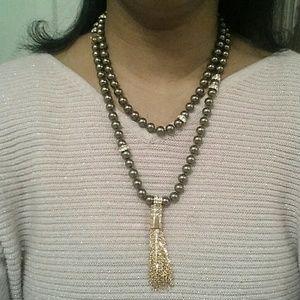 HENRI BENDEL Necklace and Bracelet Set